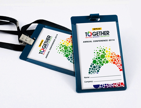 ToGether Business Card Design