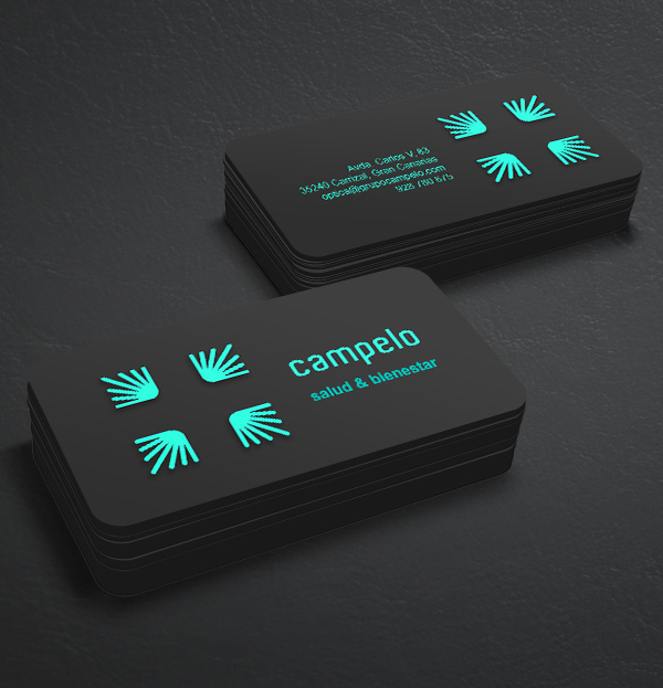 Campelo Business Card Design