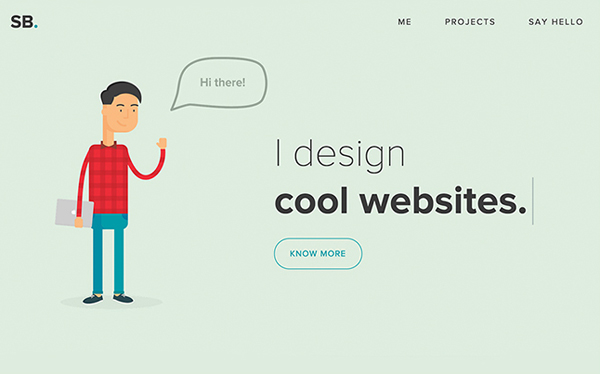 Flat UI Design Websites: 25 New Examples - 4