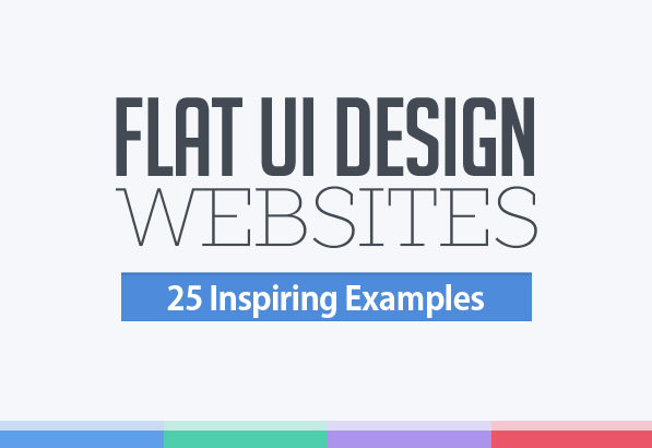 Flat UI Websites Design – 25 Creative Web Examples