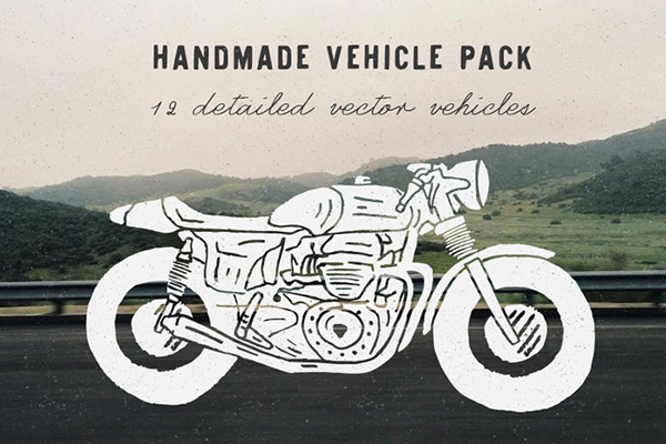 Handmade Vehicle Pack