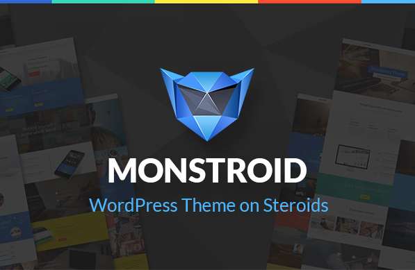 Monstroid: Universal WordPress Theme with All-Inclusive Functionality
