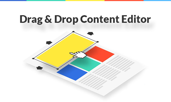 motopress drag and drop content editor