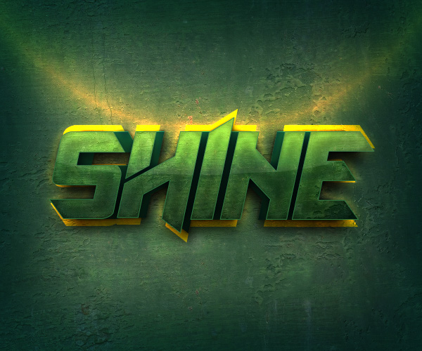How to Create a Shiny Summer Text Effect in Adobe Photoshop