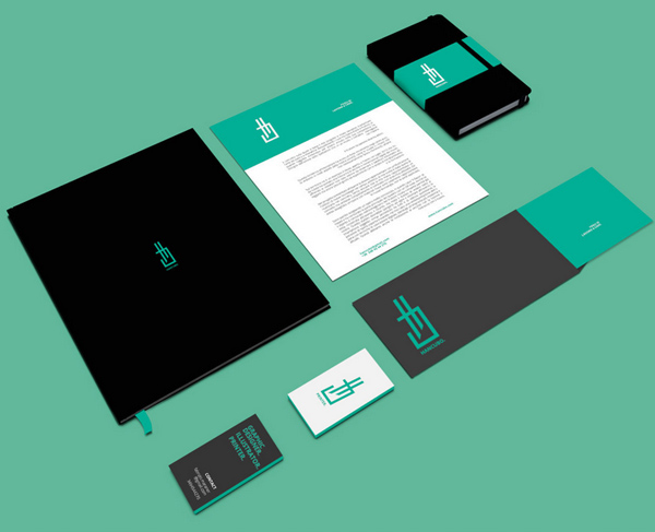 HANCUBO Stationery Design