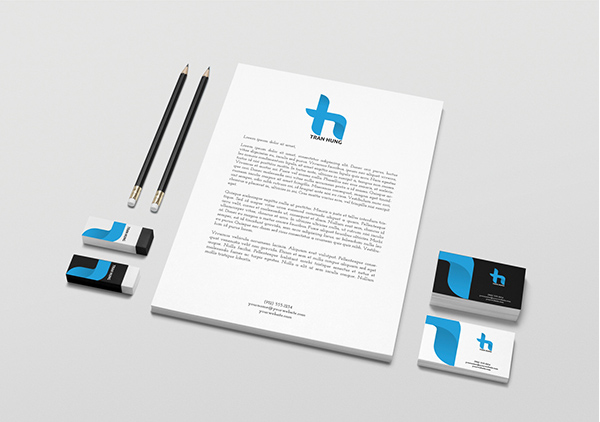 Trade Tran Hung Stationery Design