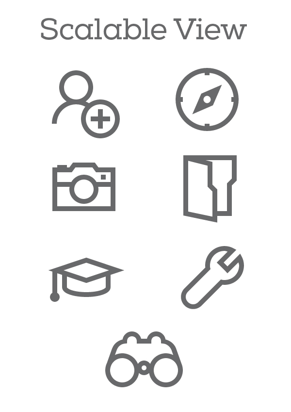 Free Windows 10 Icons Set