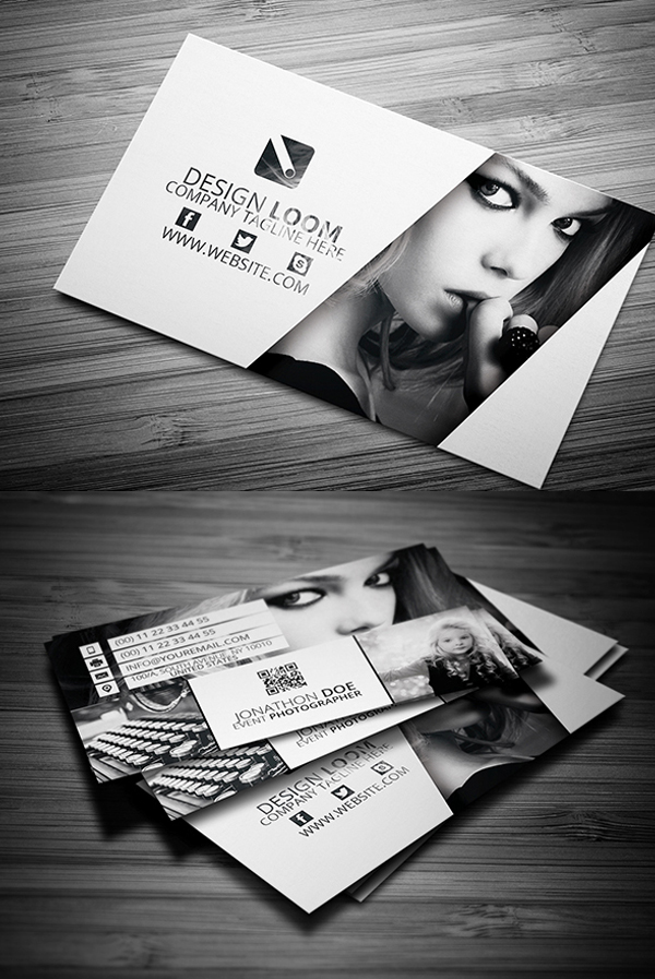 Business Cards Design: 25 Creative Examples - 1