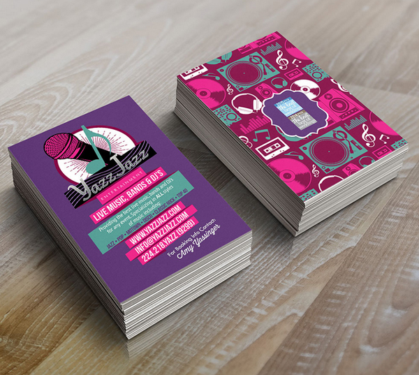 Business Cards Design: 25 Creative Examples - 15