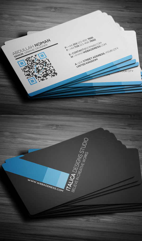 Business Cards Design: 25 Creative Examples - 16