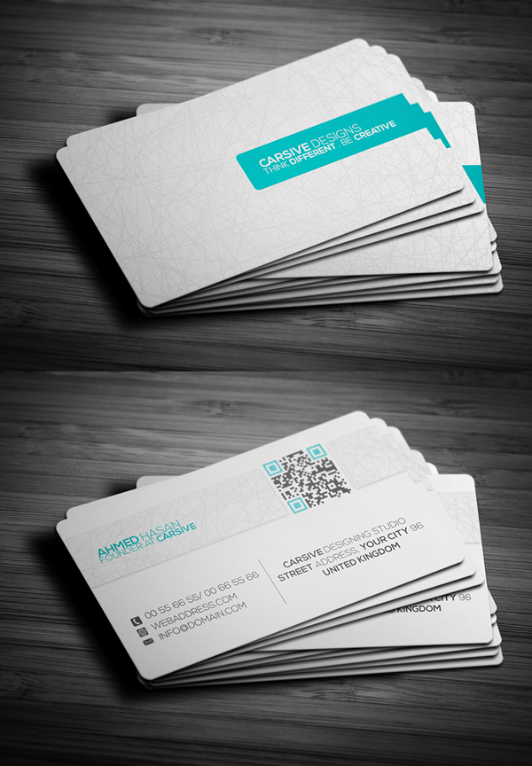 Business Cards Design: 25 Creative Examples - 17