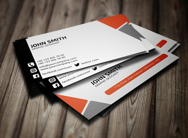 Business Cards Design: 25 Creative Examples - 7