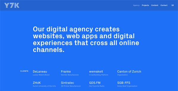 Y7K Digital Agency