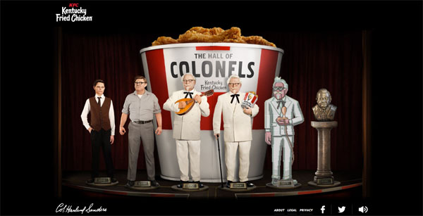 The Hall of Colonels