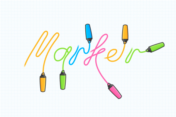 Create a Highlighter Text Effect Vector in Adobe Illustrator