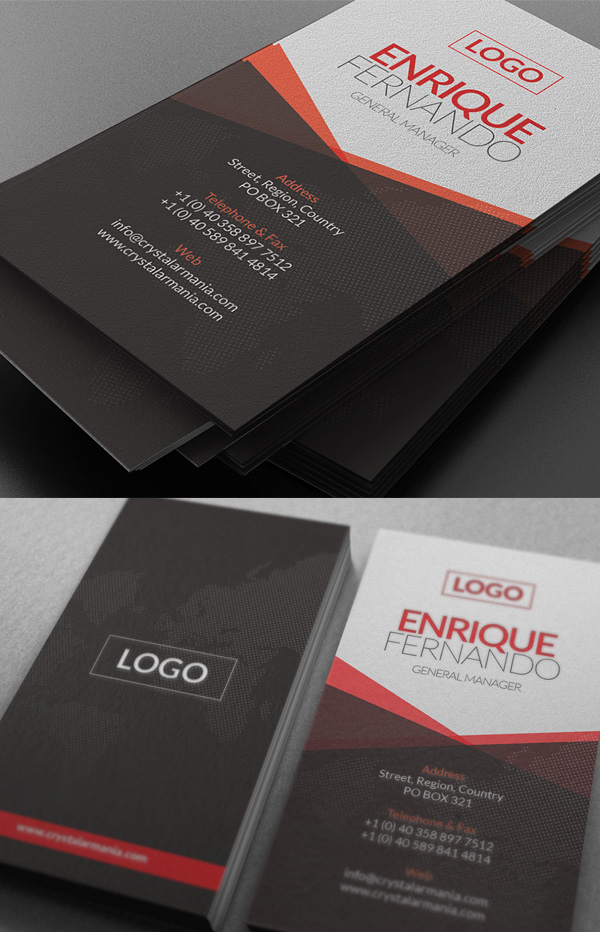 13 Amazing Business Cards Designs for Designers | Graphics Design ...