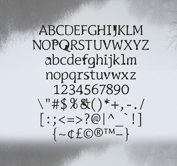 Synsis Free Font