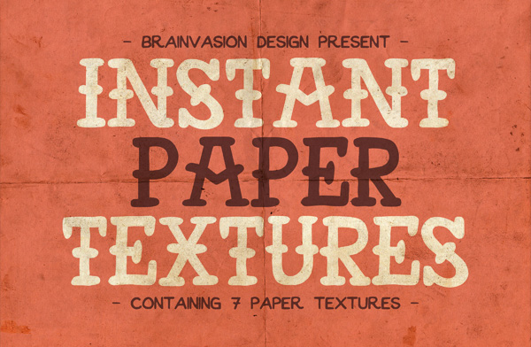 Free Photoshop PSD Paper Textures