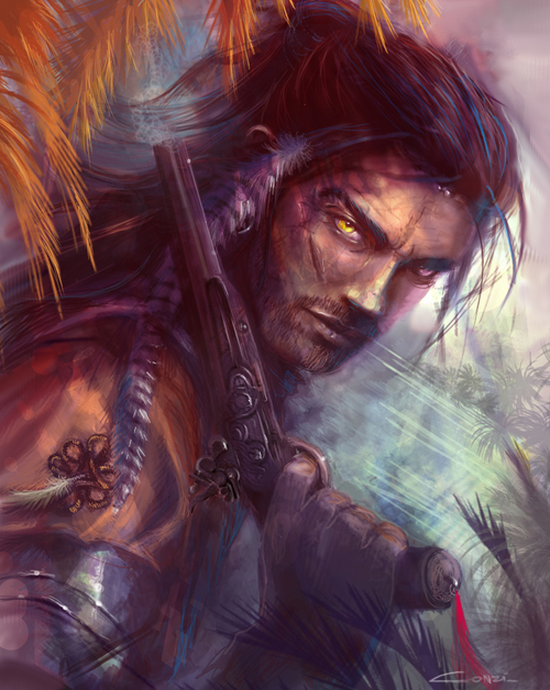 30 Awesome Inspirational Digital Concept Art and Illustrations  - 2