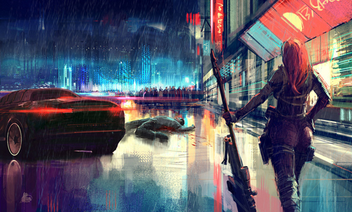 30 Awesome Inspirational Digital Concept Art and Illustrations  - 6