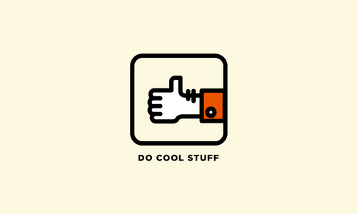 Do Cool Stuff! by Andrew Berkemeyer