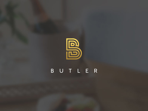 Butler Logotype by Guillaume Hambourger