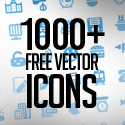 Post thumbnail of 1000+ Free Vector Icons for Web, iOS and Android UI Design