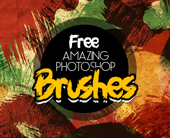 Photoshop Brushes: 250+ New Free Brushes For Designers