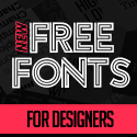 Post thumbnail of 15 New Modern and Functional Free Fonts for Designers