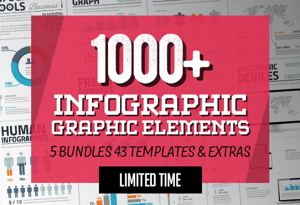 1000+ Infographics Vector Elements and Vector Graphics