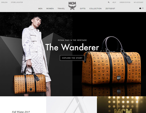 26 Trendy Examples Of Web Design - 13