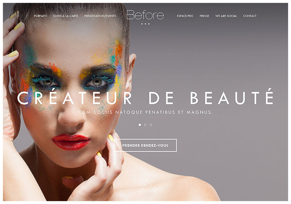 26 Trendy Examples Of Web Design - 3