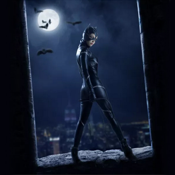 How To Create A Catwoman Poster In Photoshop
