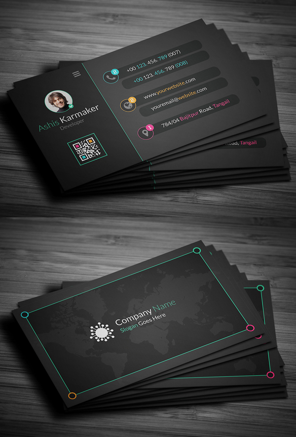 Business Cards Designs 12 Best Business Cards for