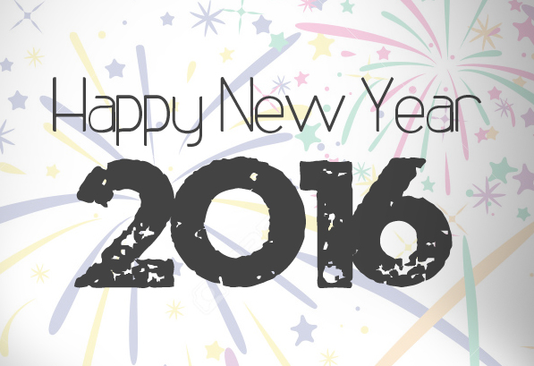 Happy New Year 2016 To All My Readers