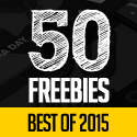 Post thumbnail of 50 Best Freebies of 2015