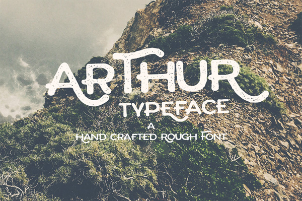 Arthur is a hand drawing font, its perfect for your adventure photography designs