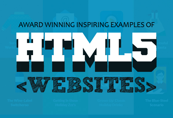 HTML5 Websites – 30 Fresh Web Design Examples