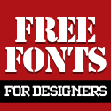 Post Thumbnail of 15 Professional New Free Fonts for Designers
