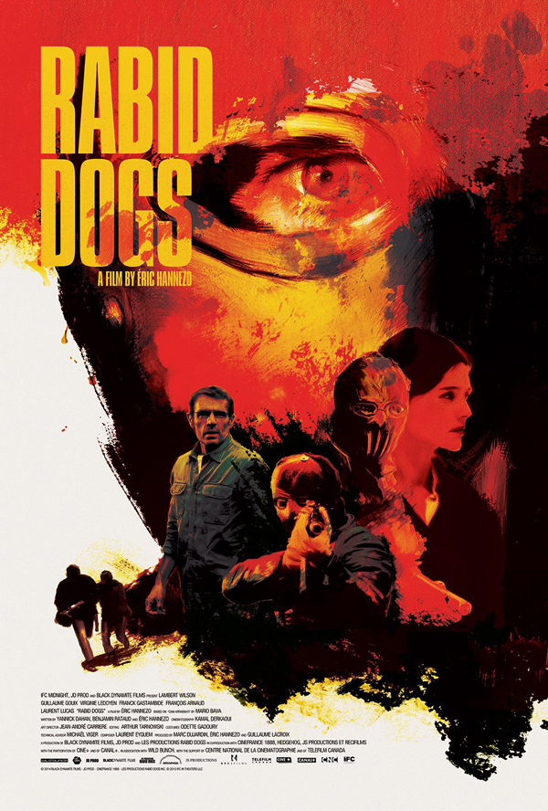 Rabid Dogs Movie Poster