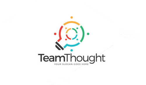 Team Thought Logo Design