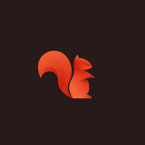 23 Colorful Illustrated Animal Logos - 8