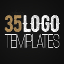 Post Thumbnail of Logo Templates: 35 Custom Logo Design Templates