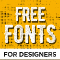 Post Thumbnail of 16 New Free Fonts for Designers