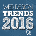 Post Thumbnail of Web Design Trends in 2016