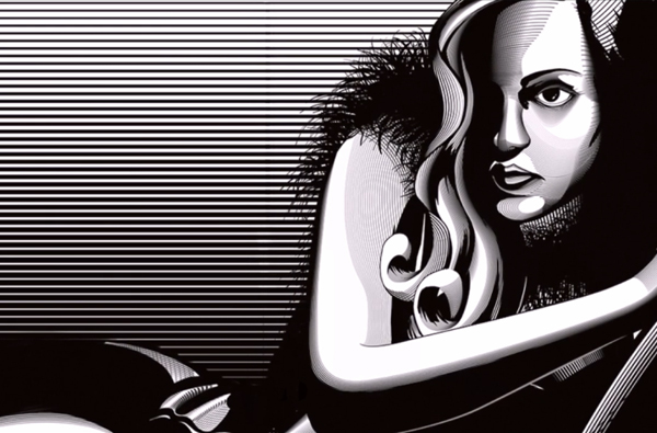 How to Creating Film Noir Styled Artwork in Illustrator