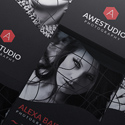 Post Thumbnail of Modern Photography Business Card PSD Templates