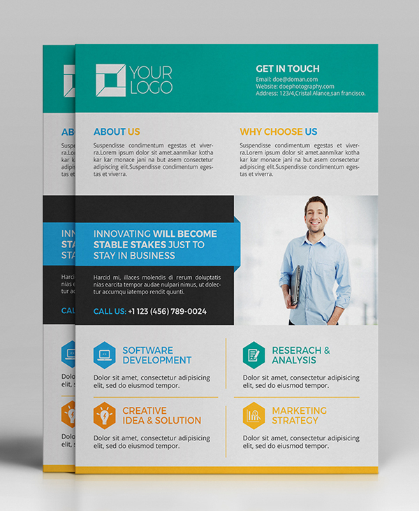 Multipurpose Flyer Template