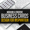 Post Thumbnail of 25 New Professional Business Card PSD Templates