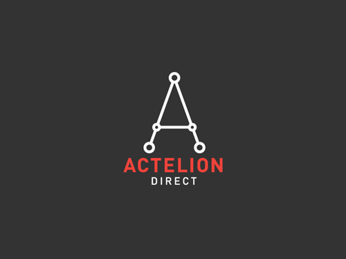 Actelion Direct Logo by Tommy Blake